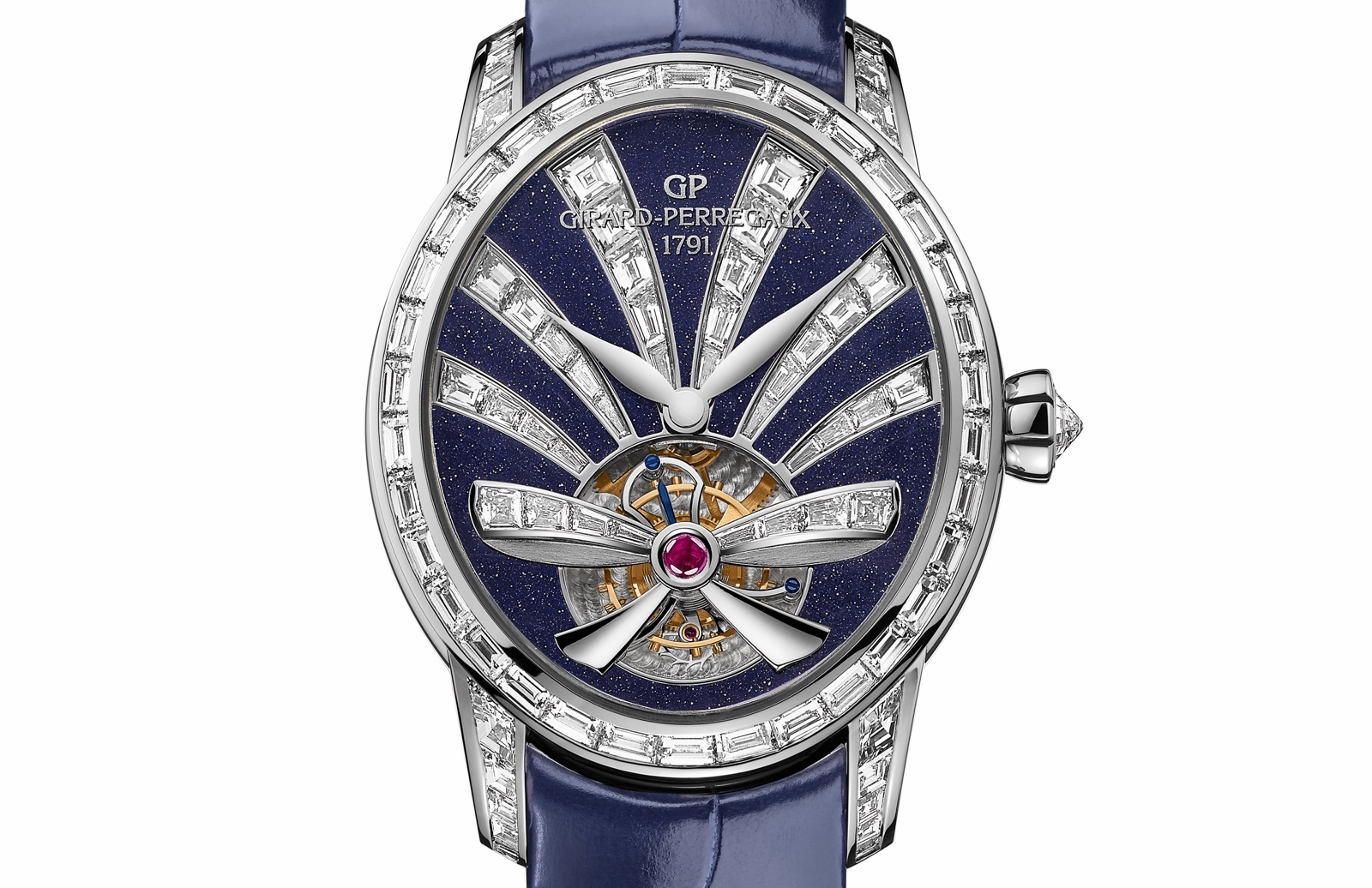 Girard-Perregaux Cats Eye Tourbillon