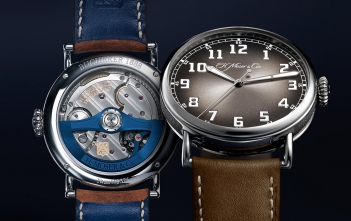 Heritage Bucherer Blue Editions