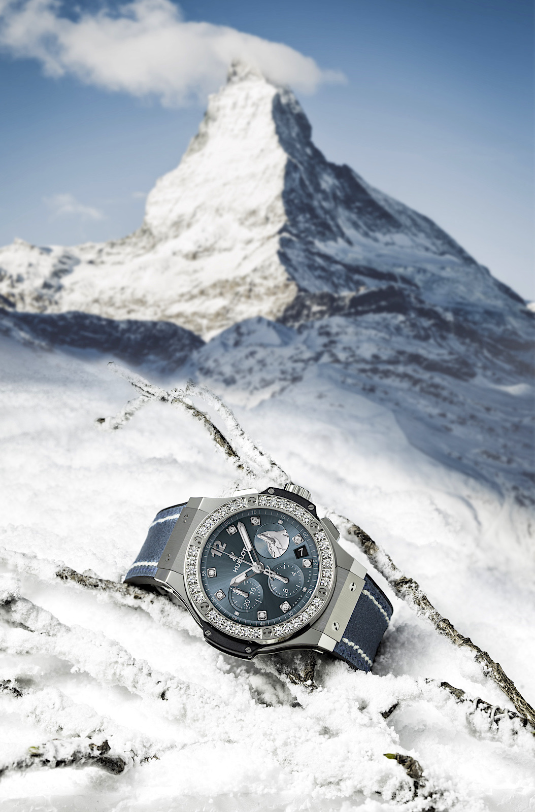 Hublot Big Bang Zermatt 41 - steel