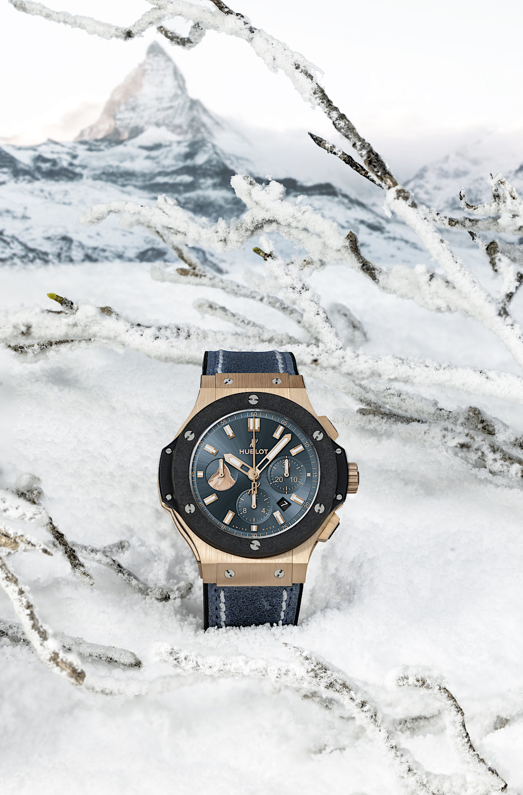Hublot Big Bang Zermatt 44 - red gold