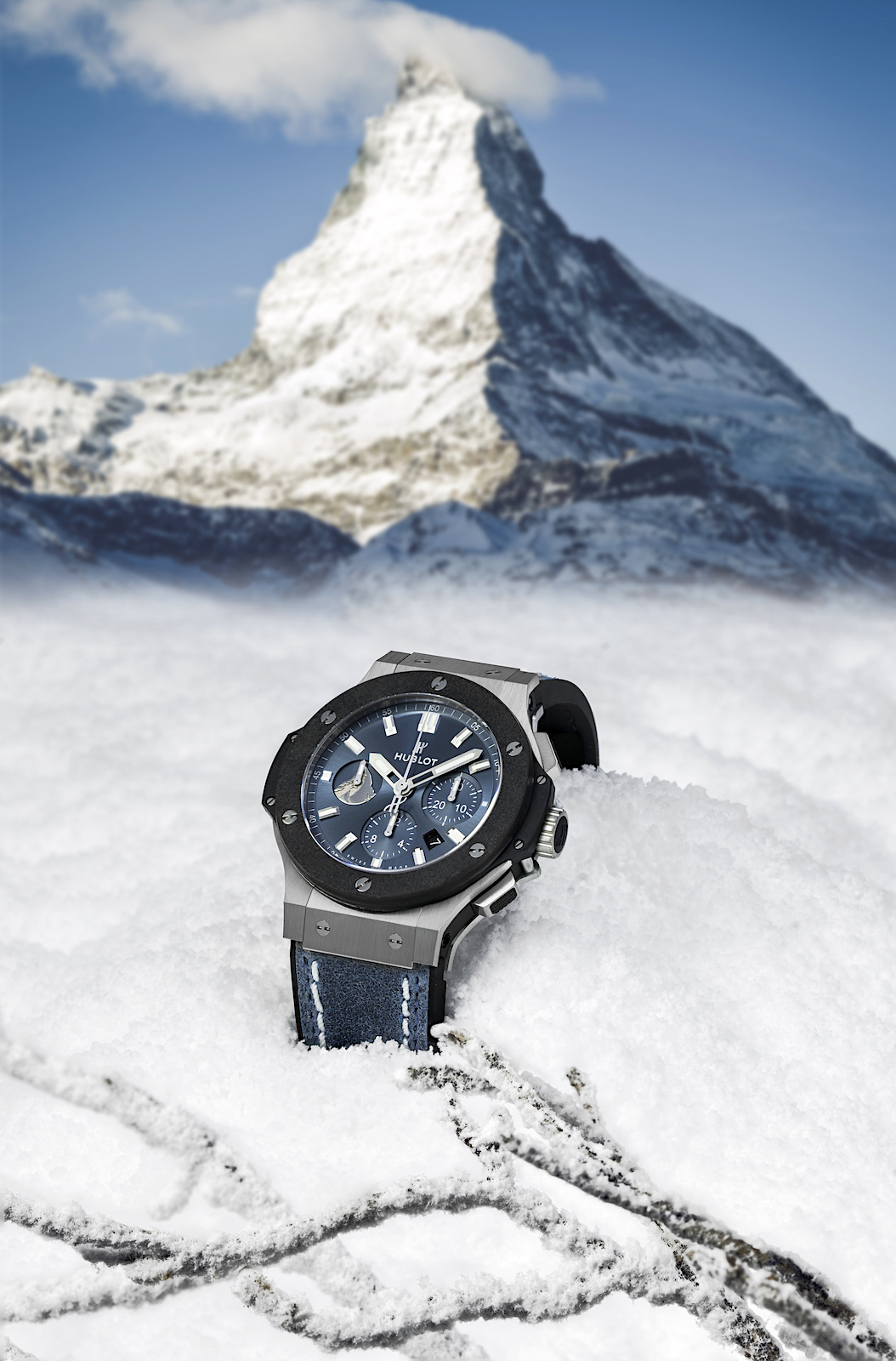 Hublot Big Bang Zermatt 44 - steel