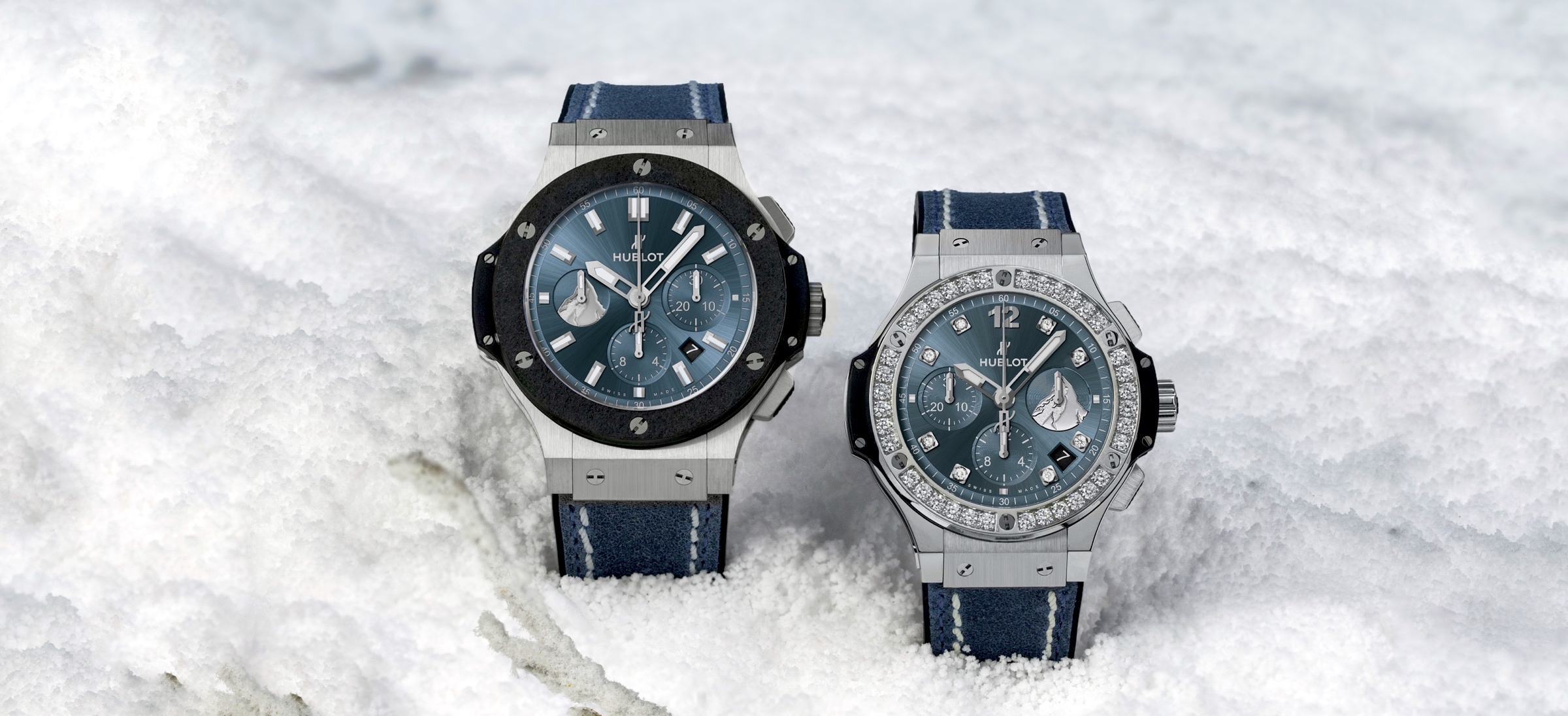 Hublot Big Bang Zermatt - cover