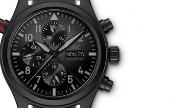 IWC-Pilots-Watch-Doble-Cronógrafo-Top-Gun-Ceratanium