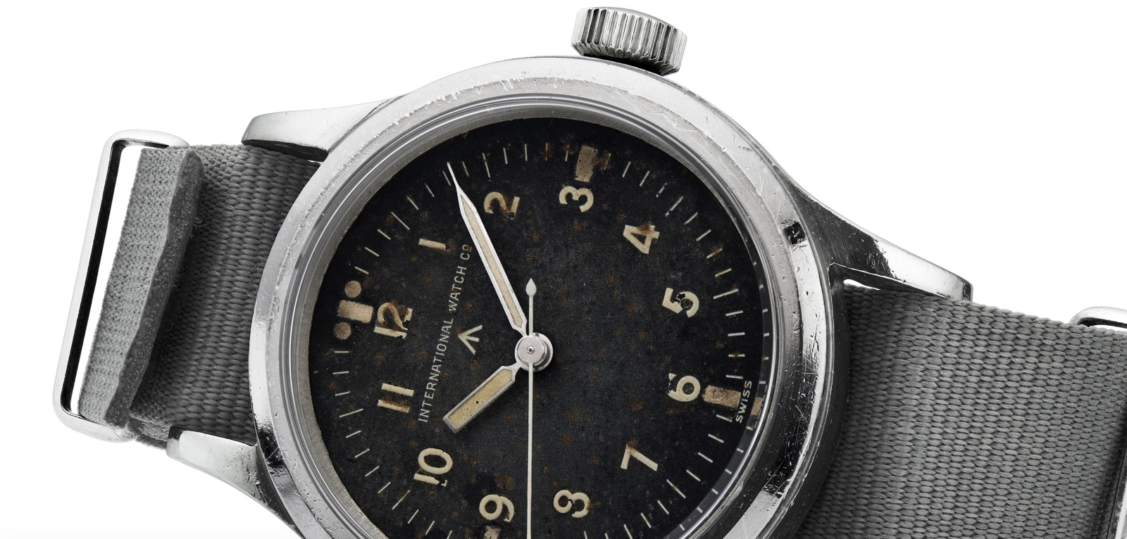 IWC Pilots Watch Timeline Cover