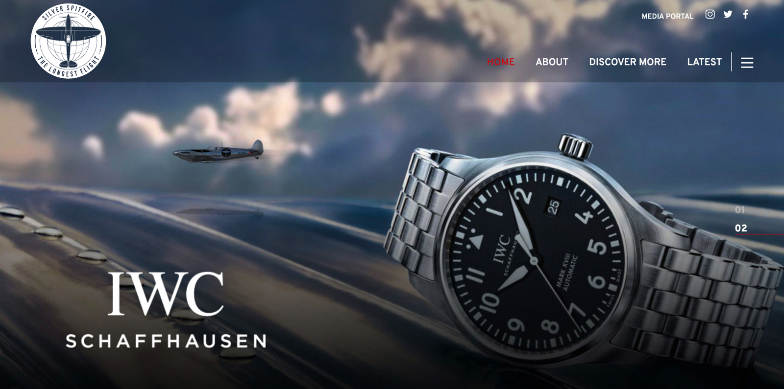 IWC The Longest Flight 1