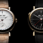 Pre-SIHH 2019: Laurent Ferrier Annual Calendar School Piece Opaline Black & White