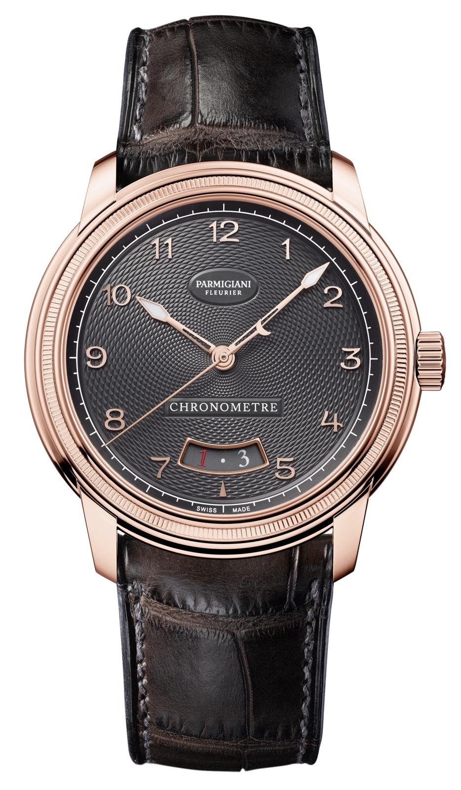 Parmigiani Fleurier Toric Chronometre Slate Soldat
