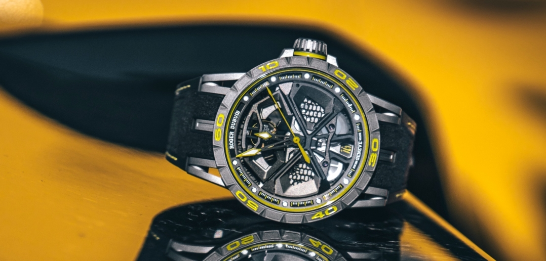 Roger Dubuis Excalibur Huracán Performante Cover