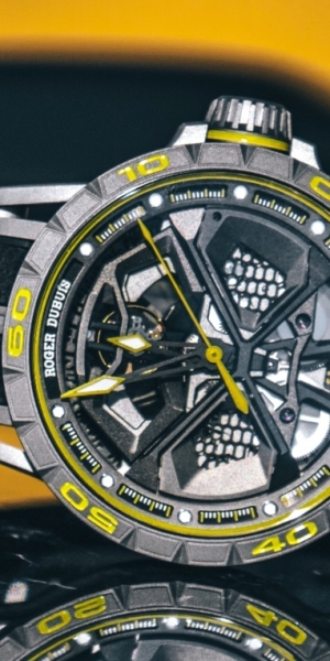 Roger Dubuis Excalibur Huracán Performante.