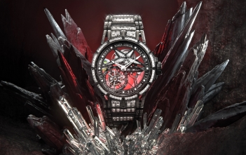 Roger Dubuis Excalibur Spider Ultimate Carbon Cover