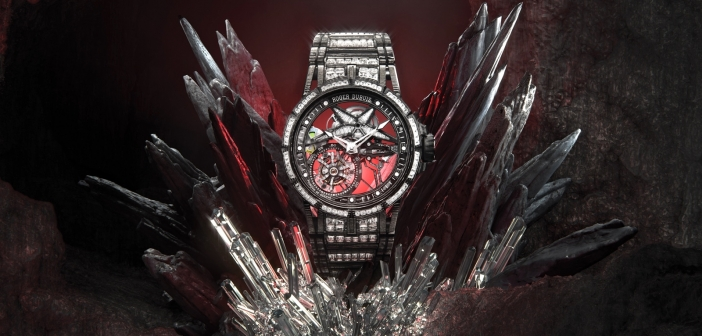 Roger Dubuis Excalibur Spider Ultimate Carbon y Shooting Star.