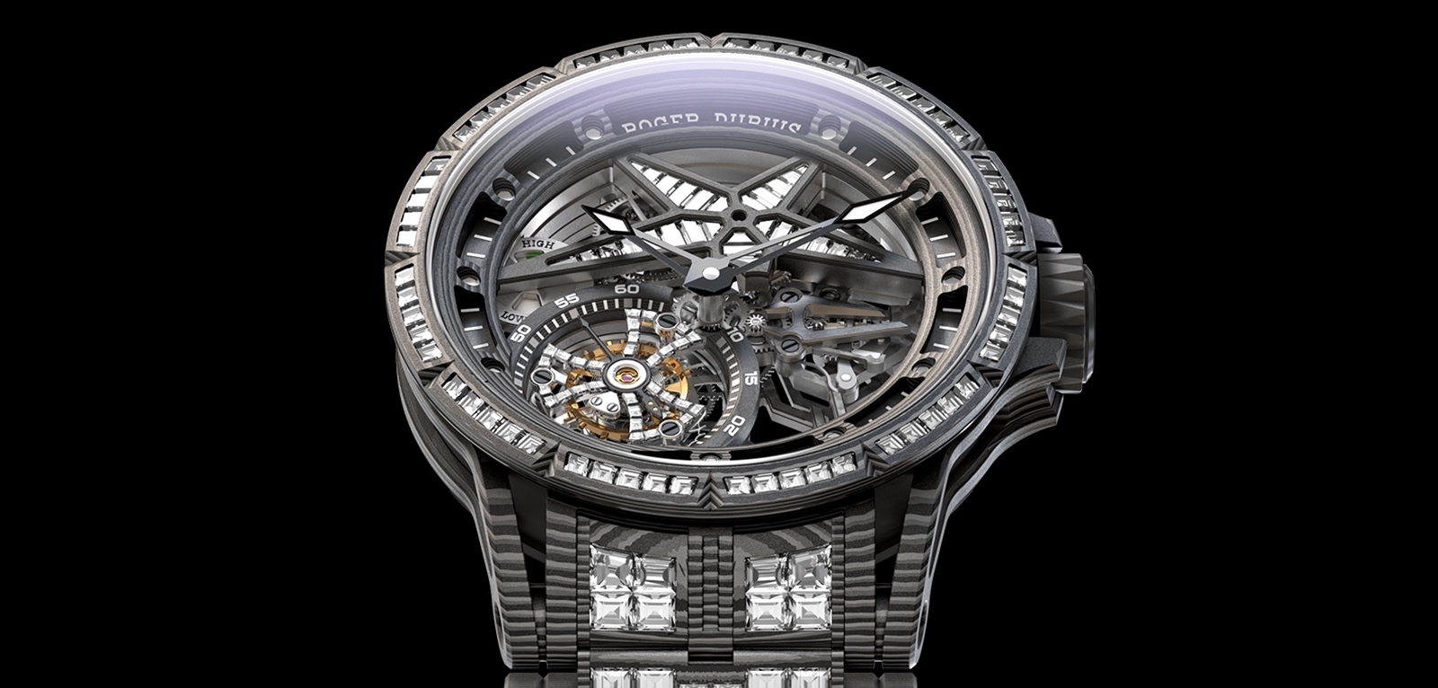 Roger Dubuis Excalibur Spider Ultimate Carbon Video Cover