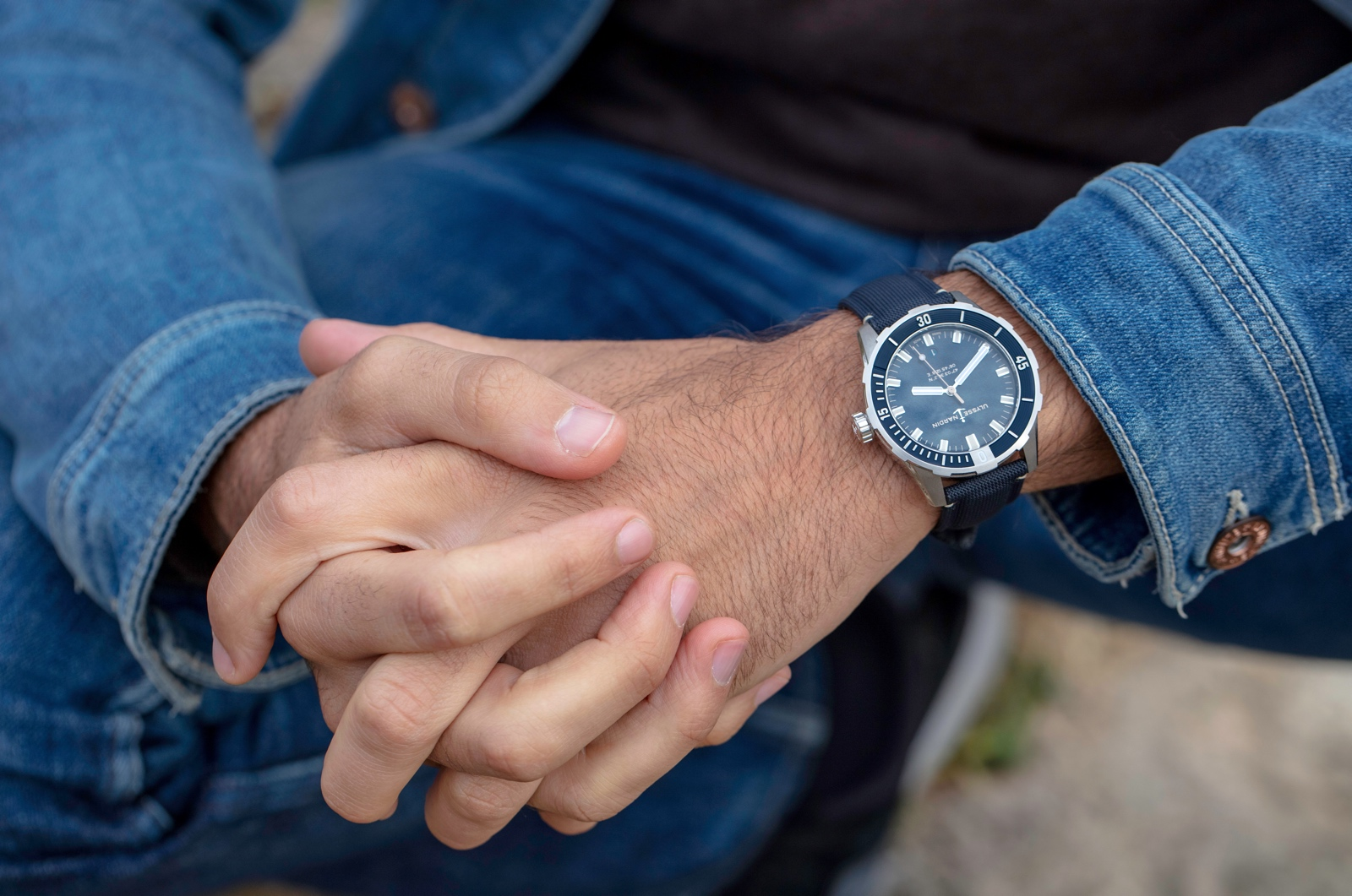 Ulysse Nardin Diver Chronometer 42 - lifestyle