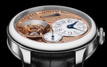 F.P. Journe Tourbillon Souverain Vertical - cover