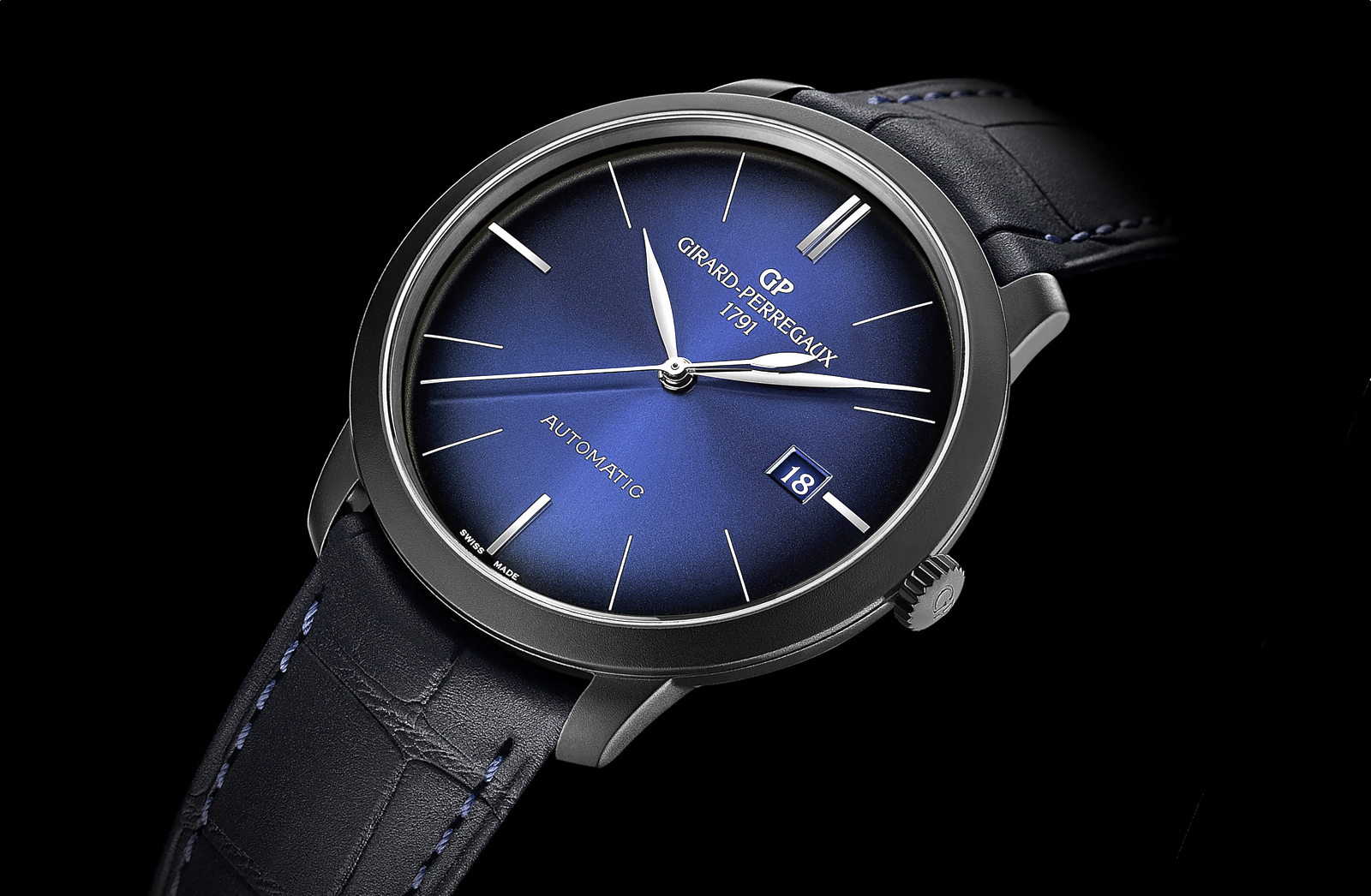 Girard-Perregaux SIHH 2019 1966 Earth to Sky Edition