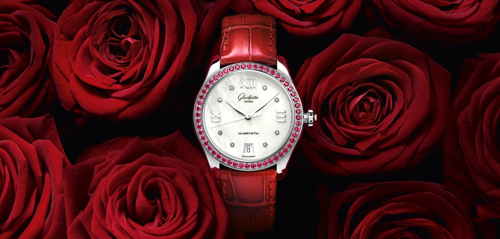 Glashütte Original Lady Serenade LE San Valentín Cover