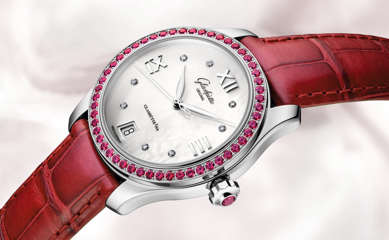 Glashütte Original Lady Serenade LE San Valentín Mood 1