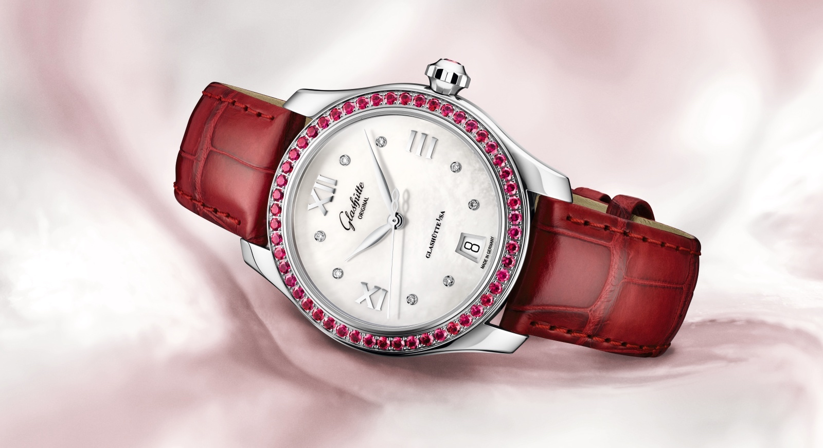 Glashütte Original Lady Serenade LE San Valentín Mood