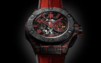 Hublot Big Bang Ferrari Scuderia Corsa - cover