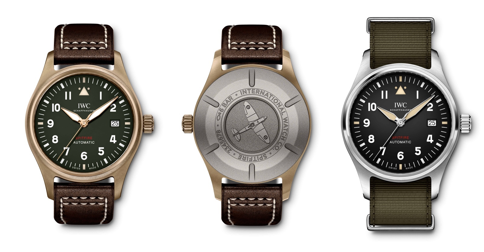 IWC-SIHH-2019-Reloj-de-Aviador-Automatic-Spitfire