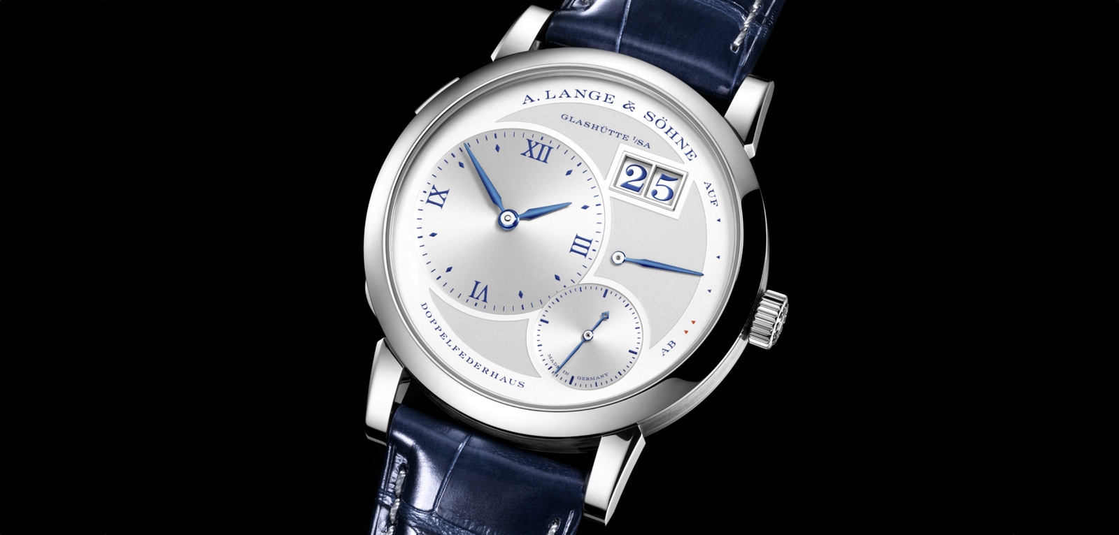 Lange 1 25 Anniversary SIHH 2019 Cover