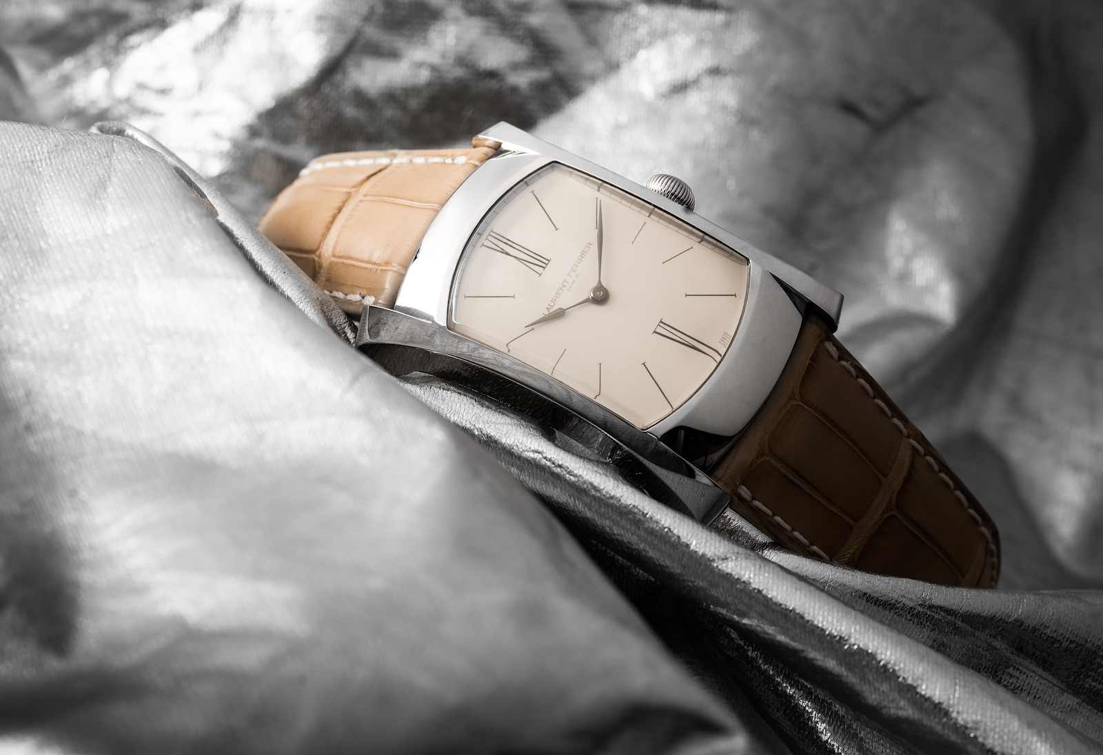 Laurent Ferrier en el SIHH 2019 - Bridge One
