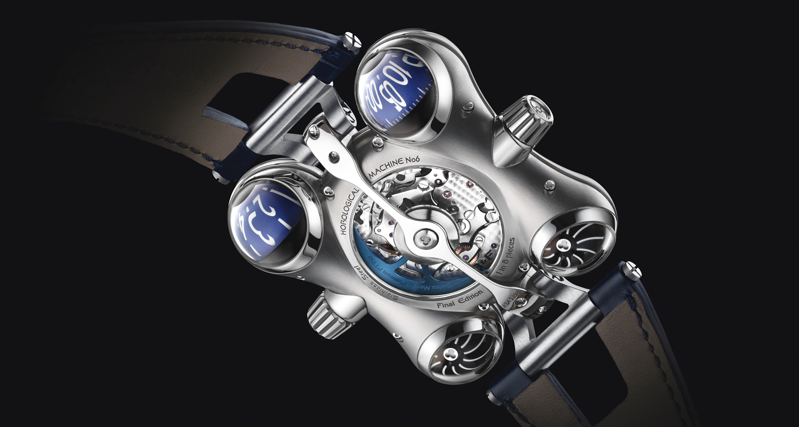 MB&F HM6 Final Edition Back