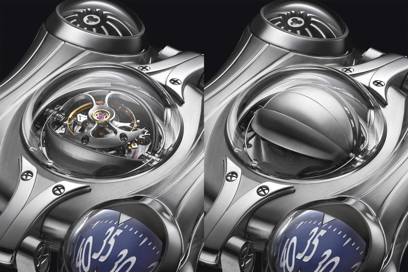 MB&F HM6 Final Edition Detail