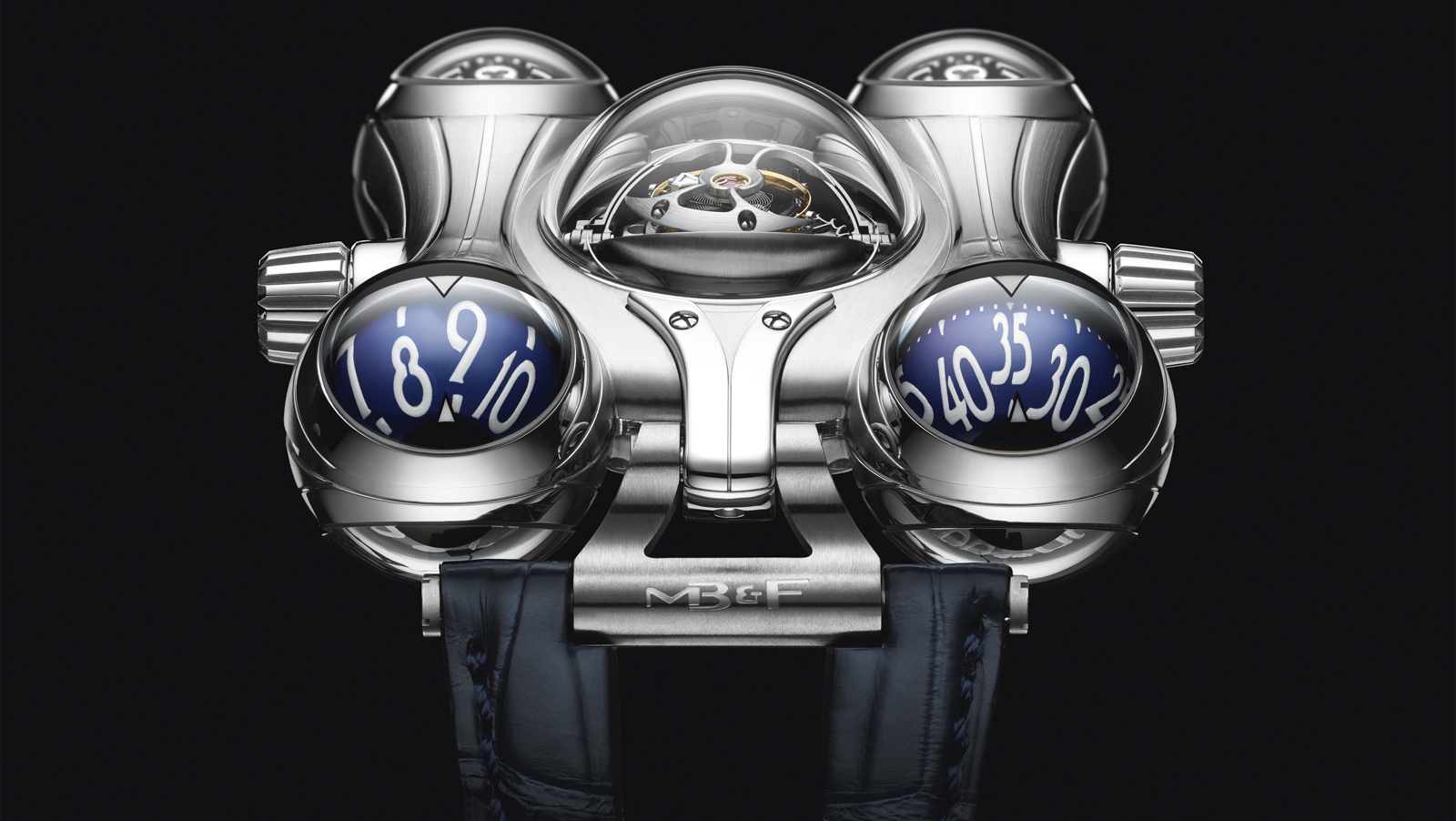 MB&F HM6 Final Edition Face