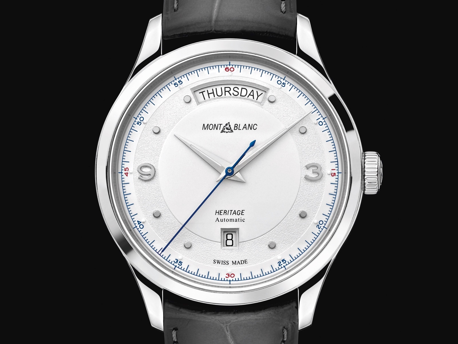 Montblanc Heritage Day Date SIHH 2019