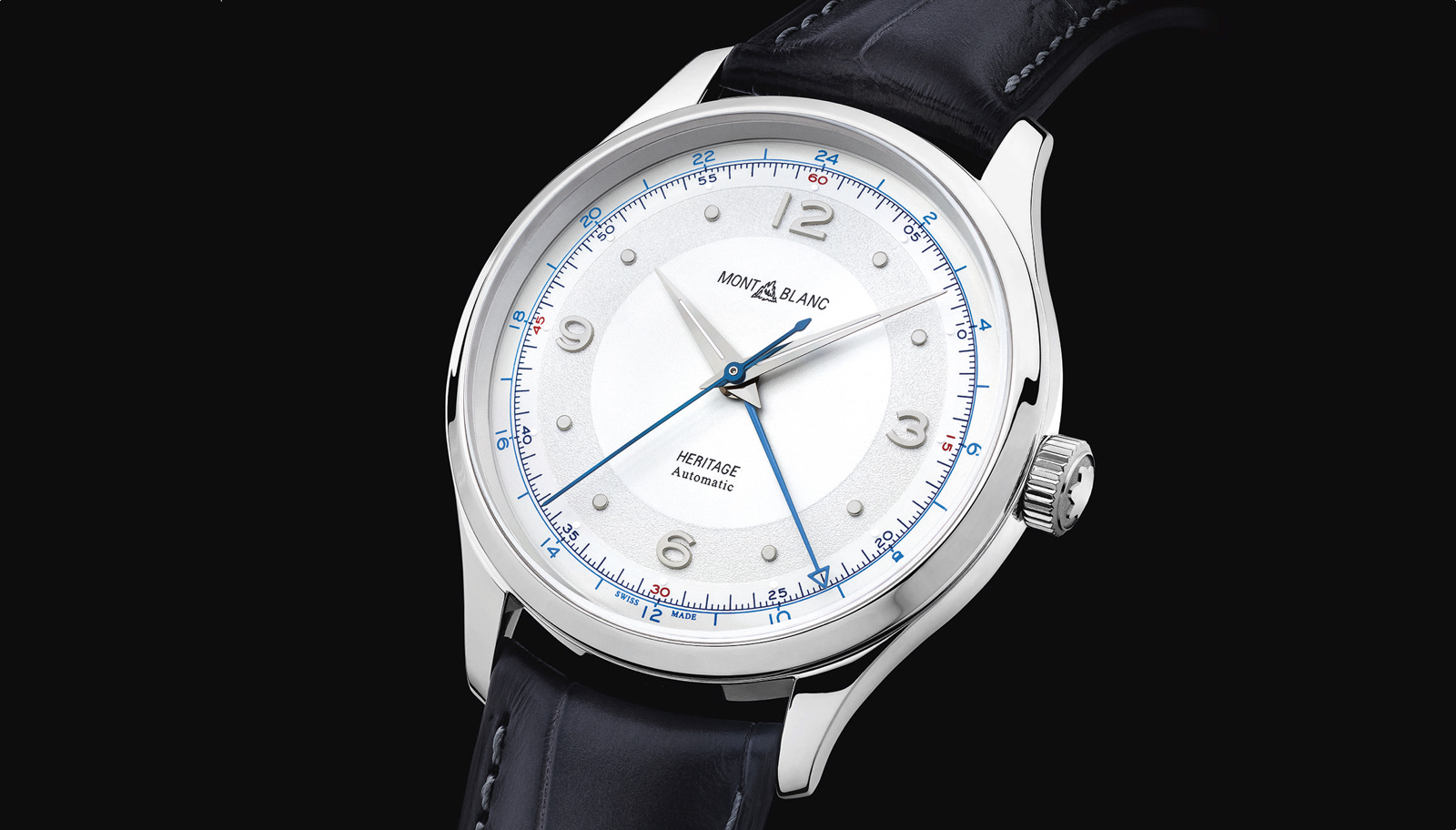 Montblanc Heritage GMT SIHH 2019