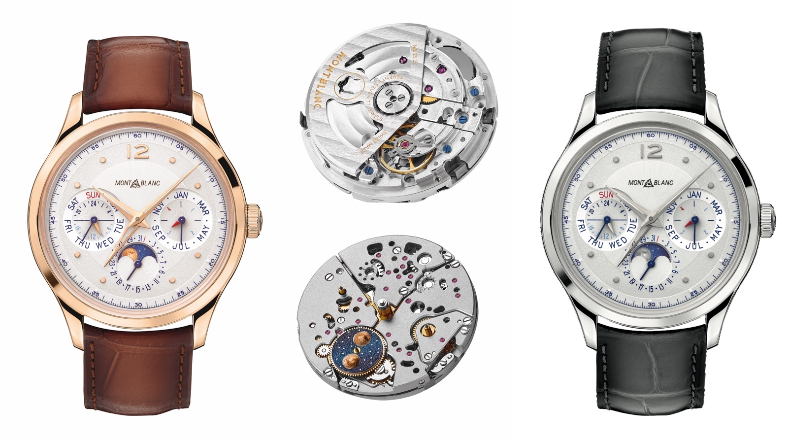 Montblanc Heritage Manufacture Perpetual Calendar SIHH 2019 Modelos