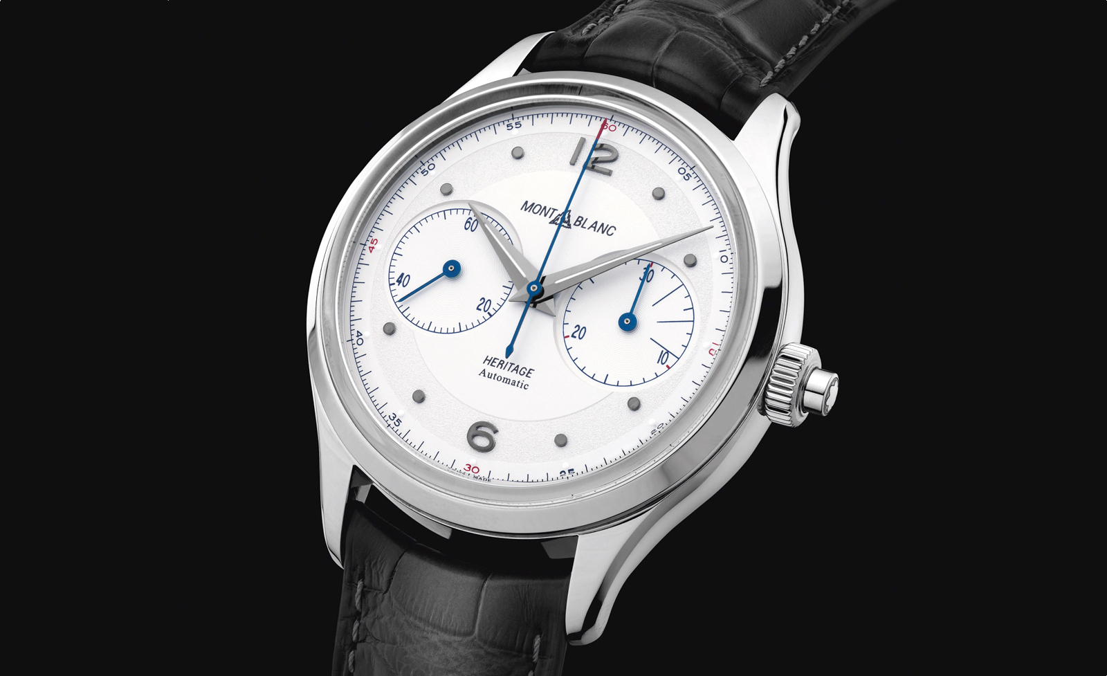 Montblanc Heritage Monopusher Chronograph SIHH 2019