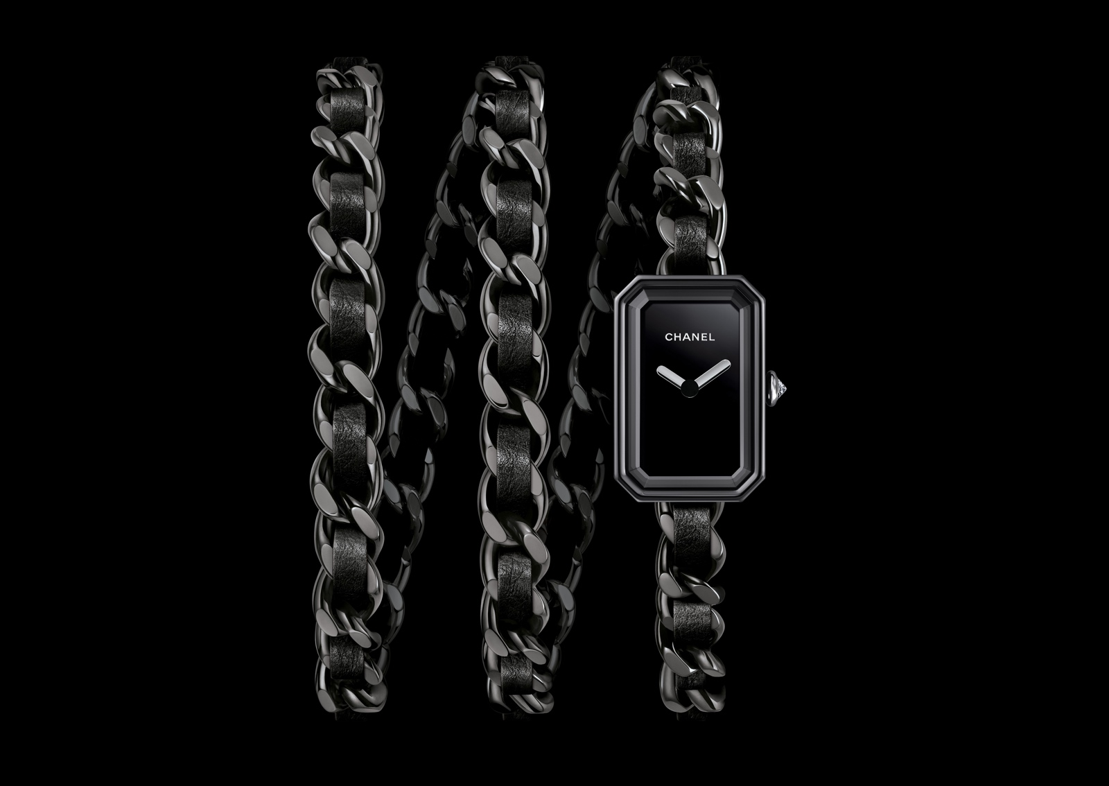 Pre-Baselworld 2019 de Chanel - Premiere Rock Edition Noire