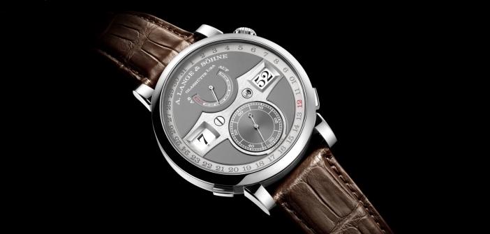 Zeitwerk Date. La fecha llega al Zeitwerk de A. Lange & Söhne.