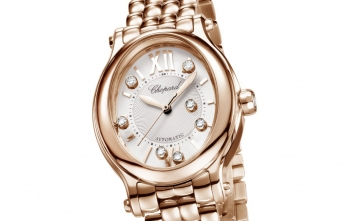Chopard Happy Sport Oval portada
