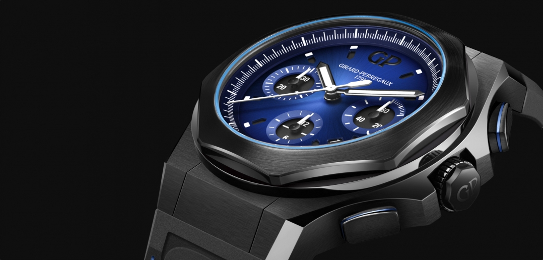 Girard-Perregaux Laureato Absolute Chronograph Cover
