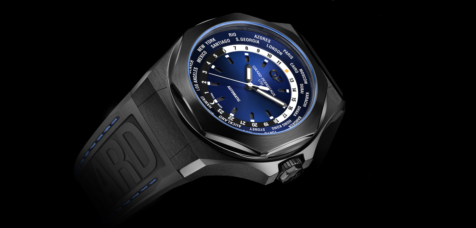Girard-Perregaux Laureato Absolute WW.TC. Cover