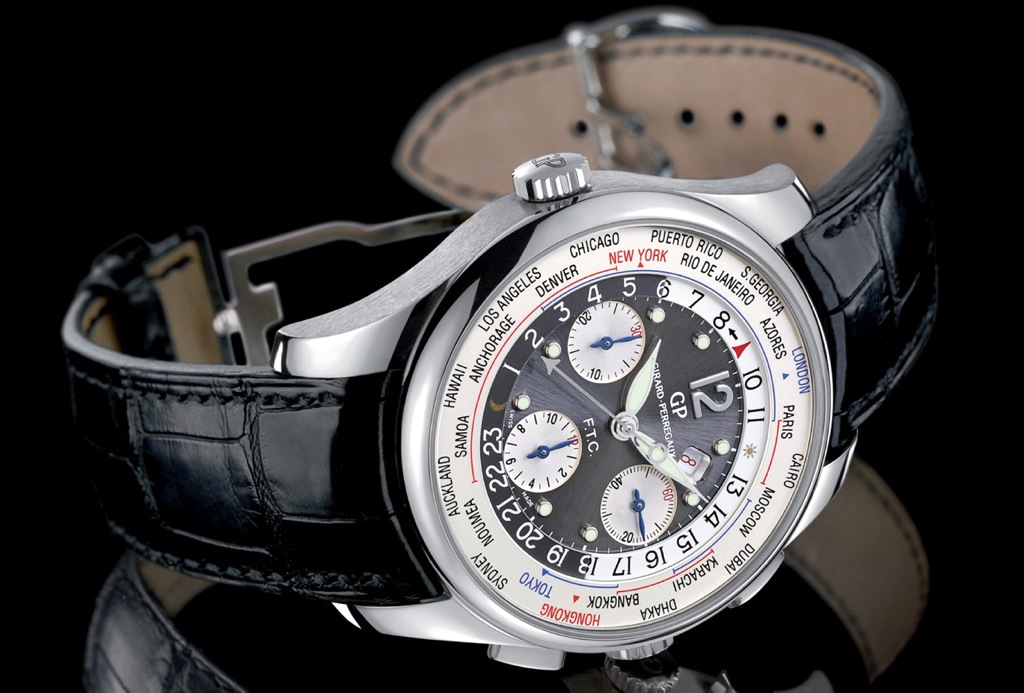 Girard-Perregaux WW.TC. Financial Chronograph 49805
