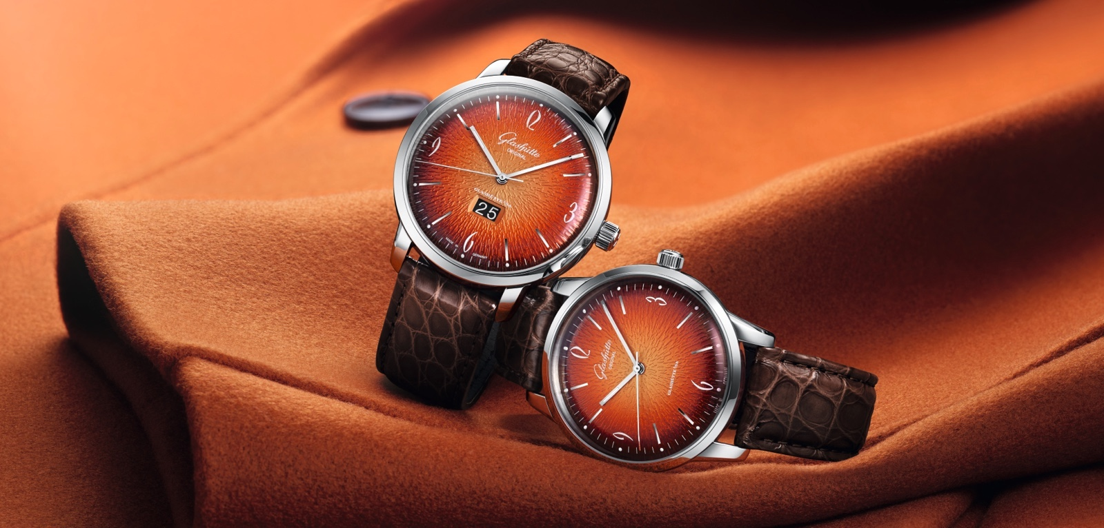 Glashütte Original Sixties 2019 Cover