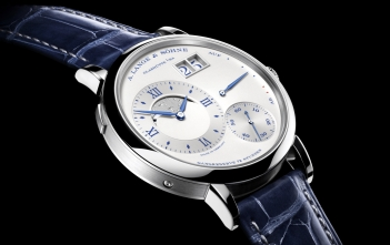"Grand Lange 1 Moon Phase ""25th Anniversary"" Edition."