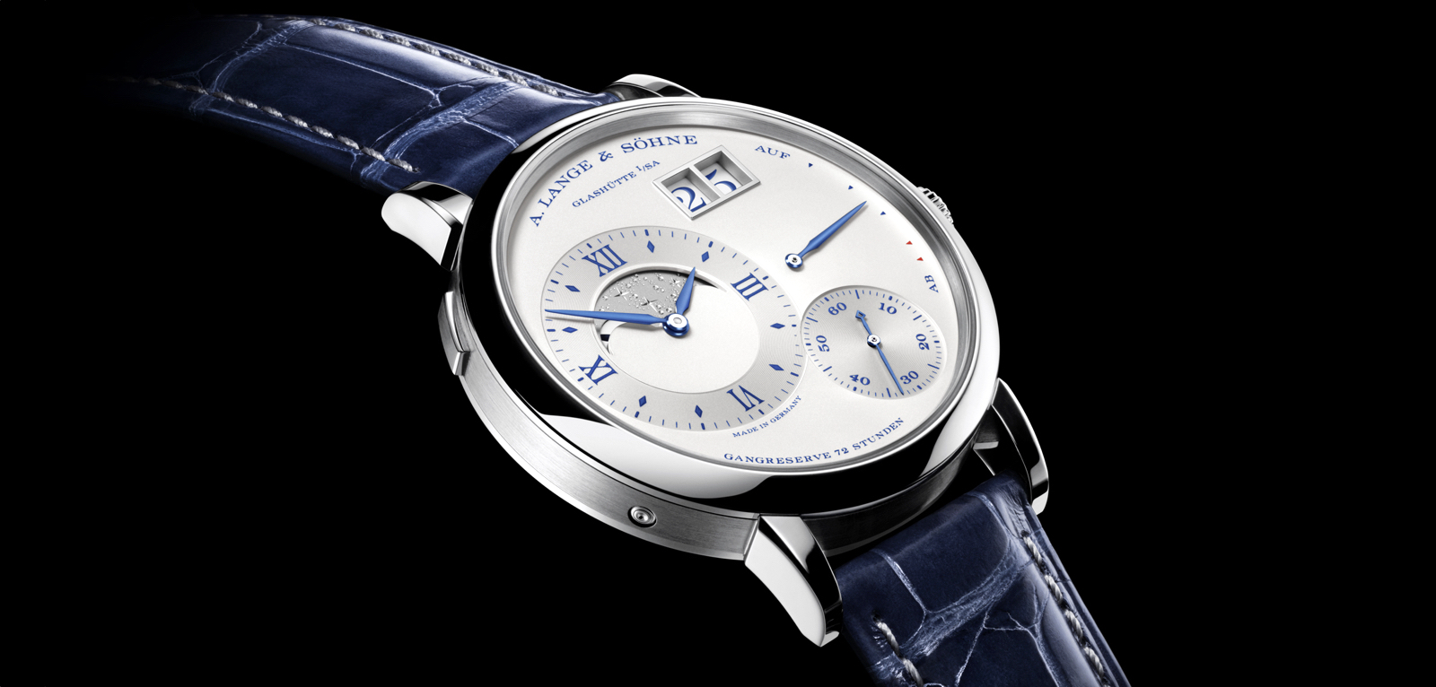 Grand Lange 1 Moon Phase 25 Anniversary Cover