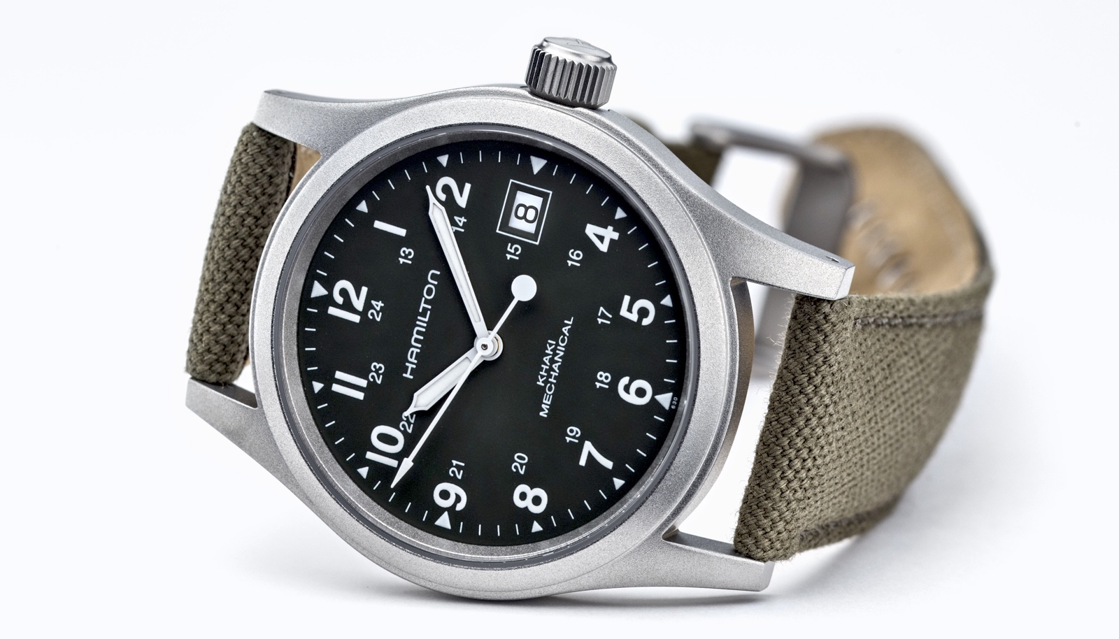 Hamilton Khaki Field Mechanical Pearl Harbor