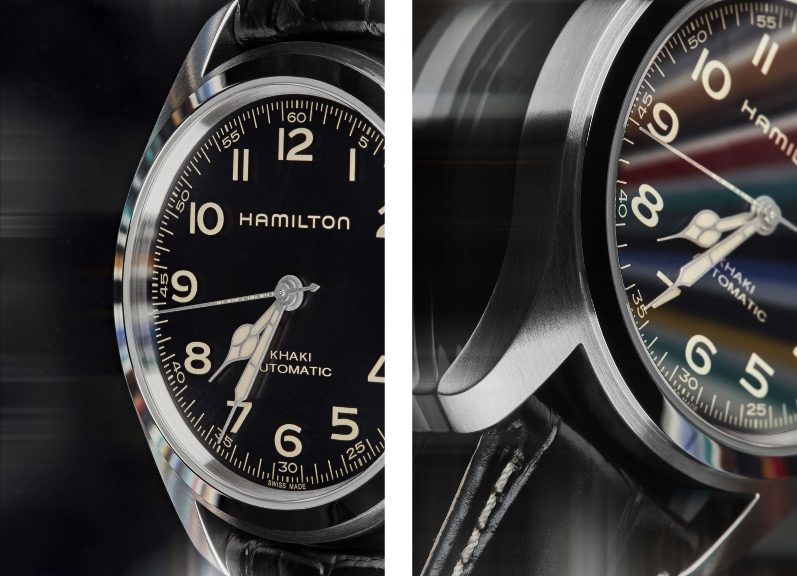 Test Watch Khaki MurphEl Hamilton Field Reloj Interstellar⋆ rQoedCBWxE