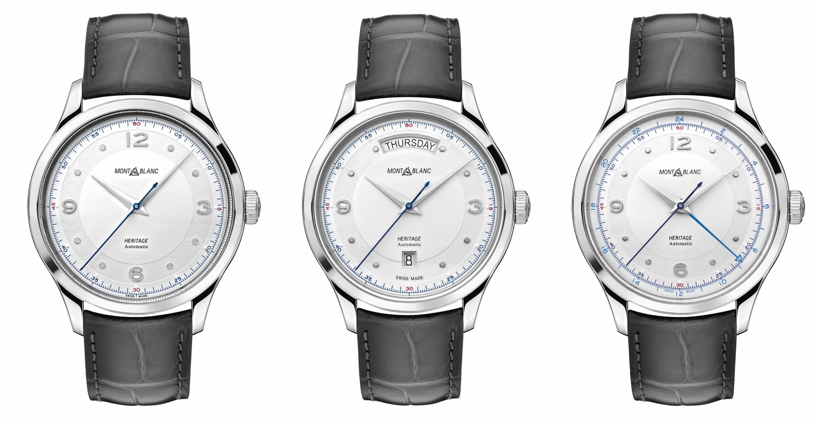 Montblanc Heritage Automatic Day Date GMT Cover