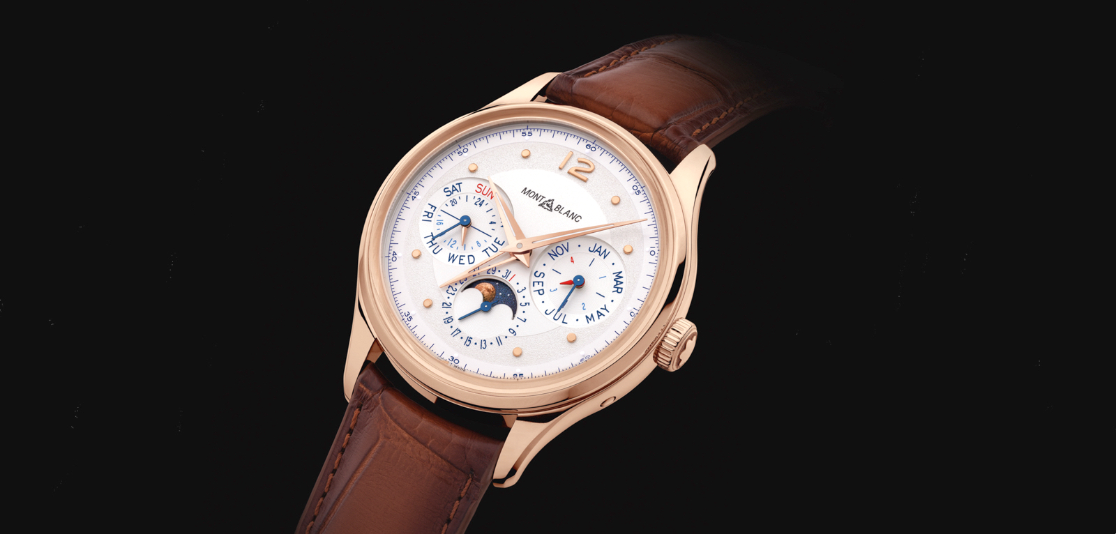 Montblanc Heritage Manufacture Perpetual Calendar Cover