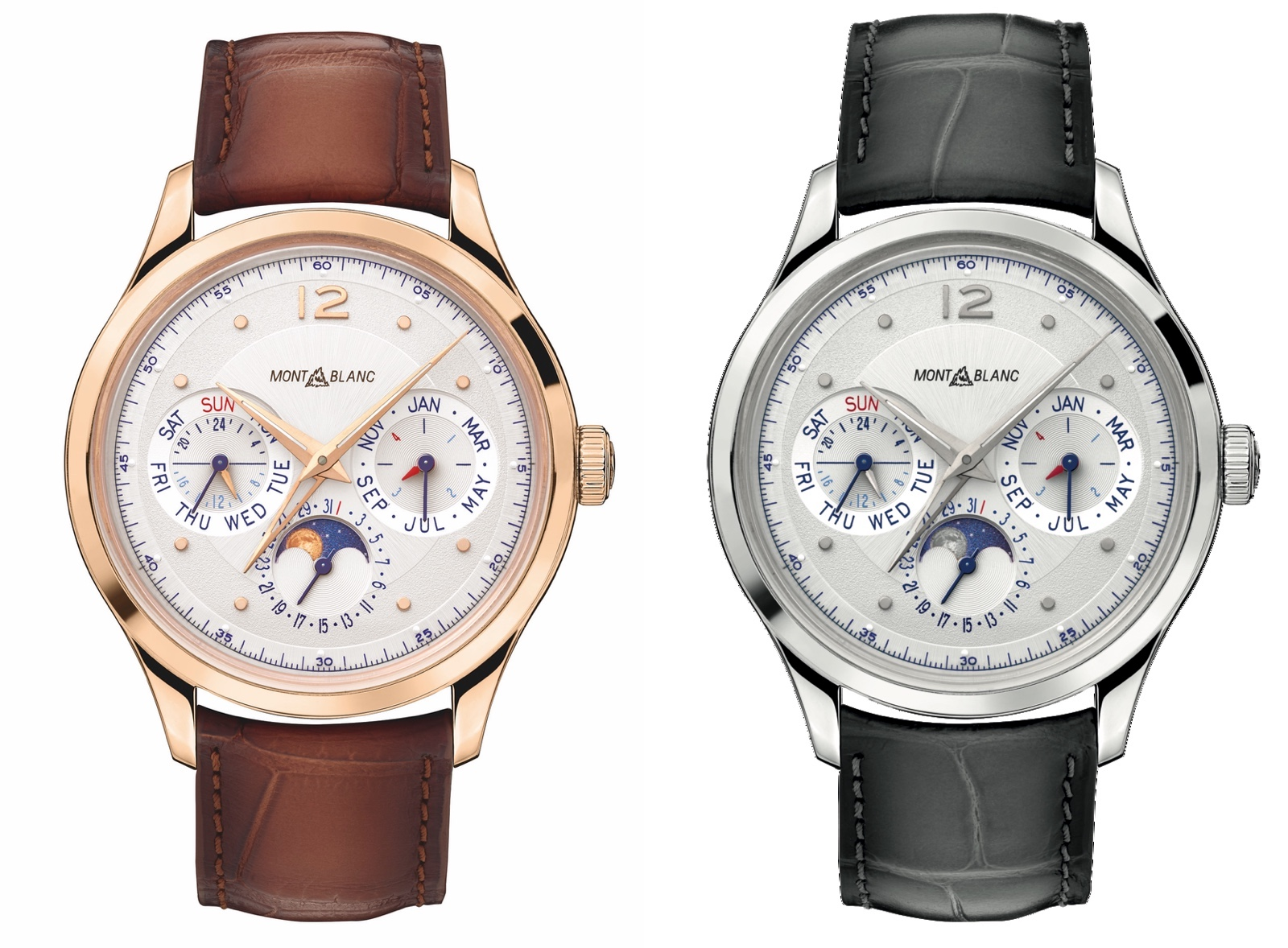 Montblanc Heritage Manufacture Perpetual Calendar Modelos