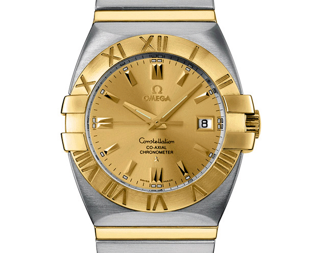 Omega Constellation Double-Eagle 2003