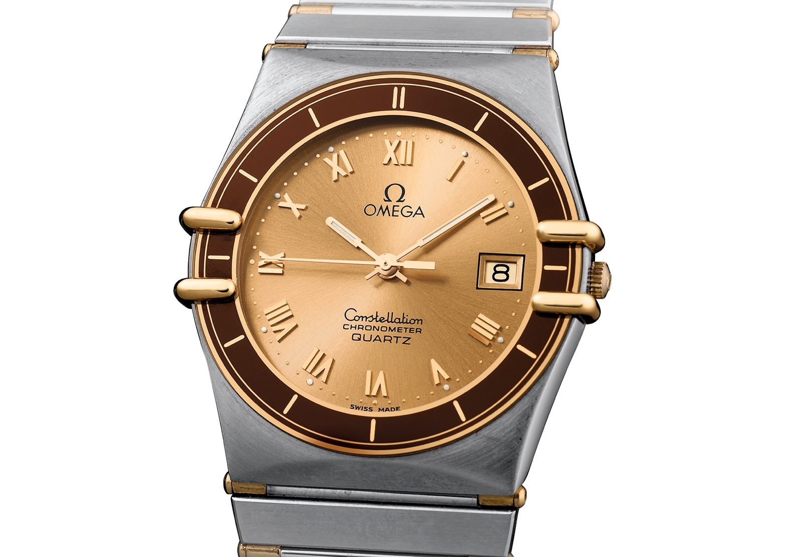 Omega Constellation Manhattan 1982