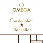 Omega Constellation «Manhattan».